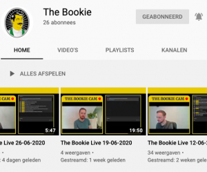 the Bookie youtube
